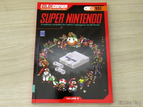 Dossiê OLD!Gamer: Super Nintendo