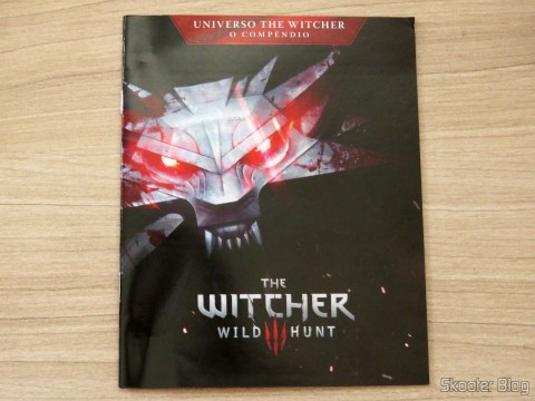Compendium of The Witcher 3: Wild Hunt (Playstation 4)