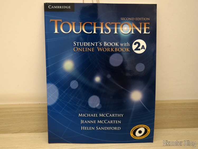 Touchstone, Level 2: Student's Book A with Online Workbook A