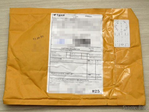Package with the Replacement bracelet for Mi Band - Genuine Xiaomi
