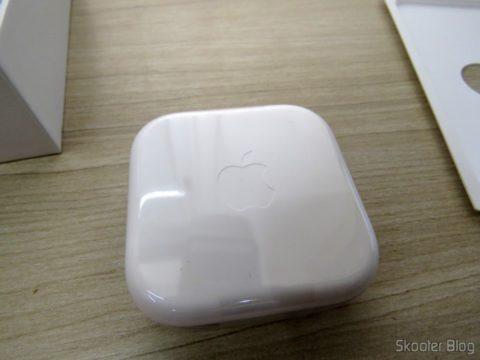 """Fone de ouvido do iPhone 5S 32GB Prata Tela 4"""" IOS 8 4G Câmera 8MP"""