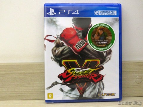 Street Fighter V - Playstation 4 (PS4)