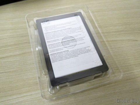 SSD Sandisk Extreme PRO 480GB, em sua embalagem