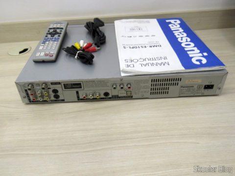 Gravador de DVD de Mesa Panasonic DMR-ES10