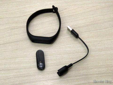 Pulseira Inteligente Xiaomi Mi Band 2 e acessórios