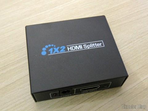 Splitter HDMI 1x2 1.3b 1080p 3D