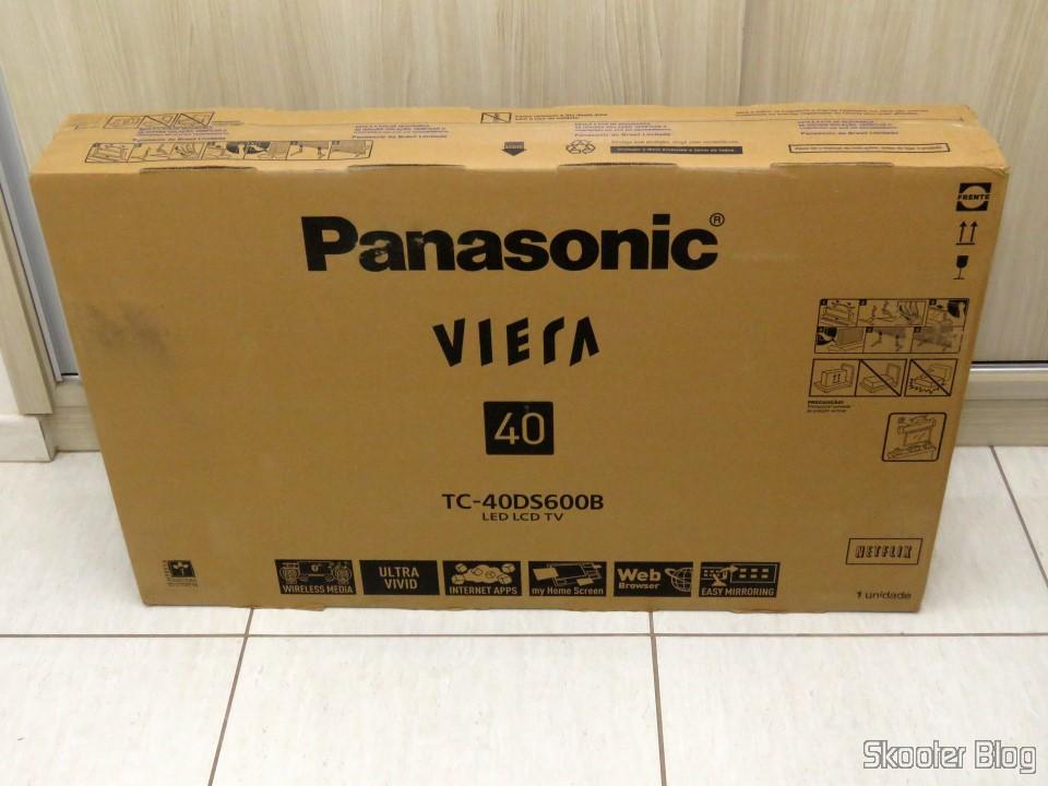 Smart TV Panasonic Viera 40