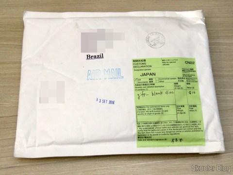 Package with 10 BD-RE 25 GB 2 x Media Verbatim Mitsubishi (Blu-Ray Rewritable Drive)