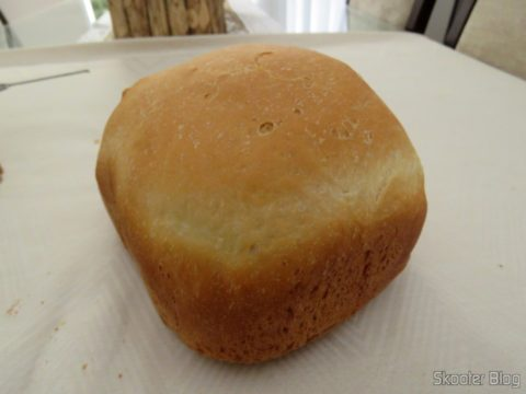 The fifth bread: Milk bread in the Normal Cycle