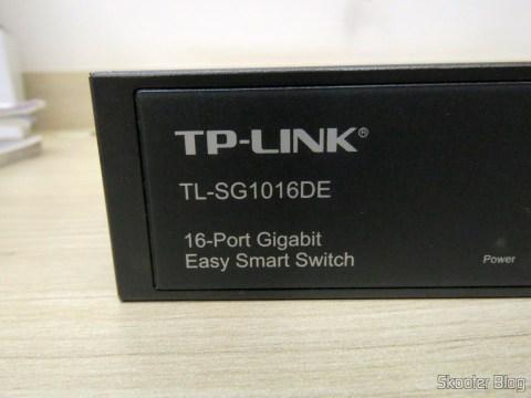 Easy Smart Gigabit switch 16 Doors TP-Link TL-SG1016DE