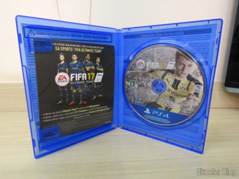 Fifa 17 -PS4 (Playstation 4)