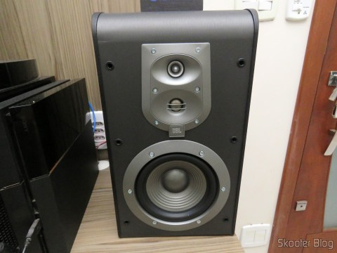 Speaker JBL ES30 installed