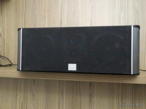 Acoustic Caxa JBL ES25, installed