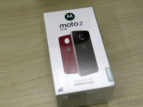 Motorola Moto Z Smartphone Play, in your mailbox