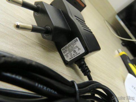 Fonte de Alimentação do Extrator de Áudio de HDMI para SPDIF e Analógico RCA Estéreo