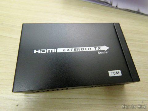 2 HDMI Extender transmitter Lenkeng LKV375 HDBaseT by Single twisted pair