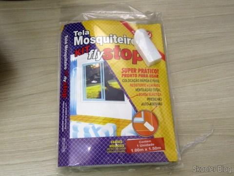 2ª Tela Mosquiteiro Kit Fly Stop