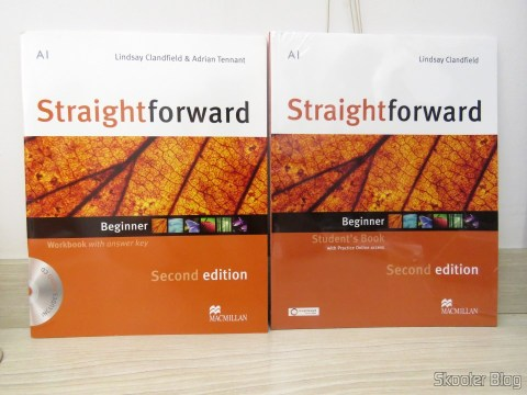 Straightforward Beginner - Student's Book + Webcode and Workbook + Audio CD