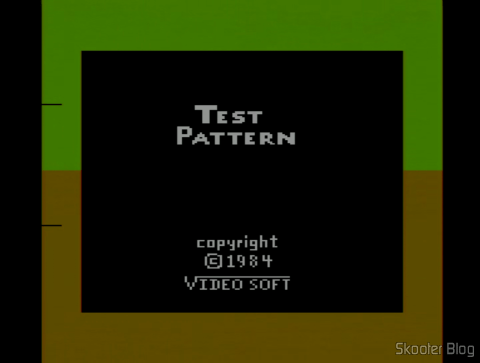 Color Bar Generator with Atari 2600 adjusted and already hot