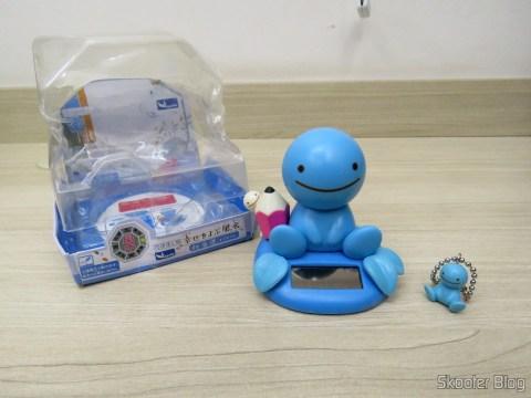 2º Boneco Solar Nohohon Zoku