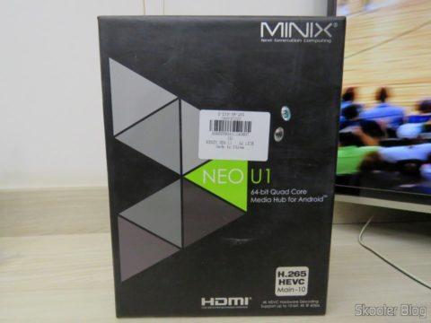 Minix NEO U1 case