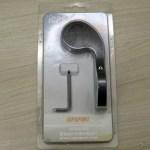 Suporte de 31,8mm para iGPSPORT iGS20/20Plus/60 e Garmin Edge 200 500 510 800 810, em sua embalagem