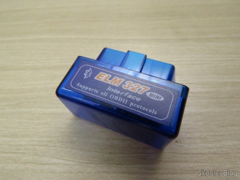 Mini ELM327 V2.1 OBD2 Bluetooth