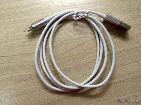 Cabo USB de Carga e Dados Vention para iPhone