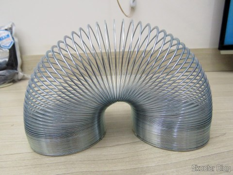 2ND Metal Slinky for stress relief
