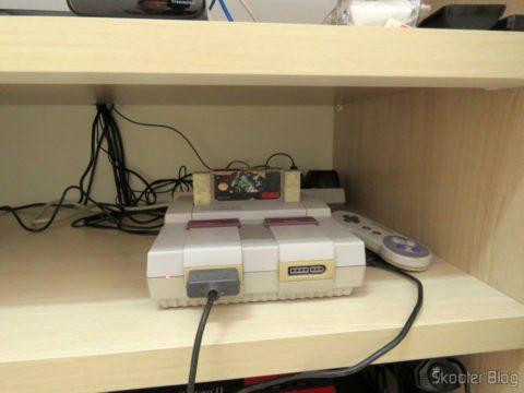 O Super Nintendo (1Chip)