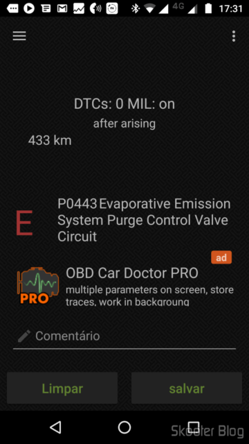 Testing the Mini V 2.1 OBD2 ELM327 Bluetooth