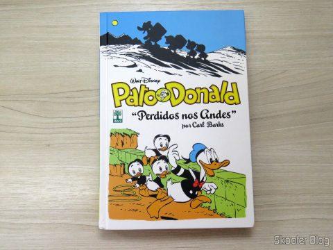 """Pato Donald: """"Perdidos nos Andes"""""""
