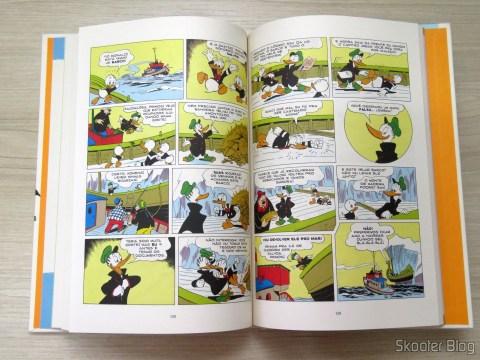 """Donald Duck: """"Em Busca do Unicórnio"""""""