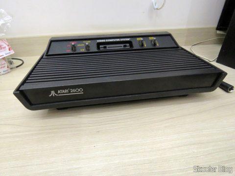 """O meu """"novo"""" Atari 2600"""