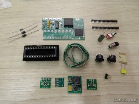 2600RGB - Video upgrade kit for Atari 2600