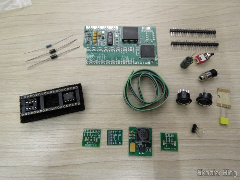 2600RGB - Video upgrade kit for Atari 2600