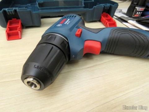 Parafusadeira-Furadeira à Bateria Bosch 12V GSR 120-LI.
