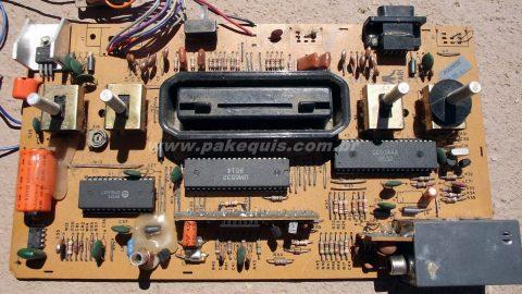 Atari PCB 2600 the Polyvox