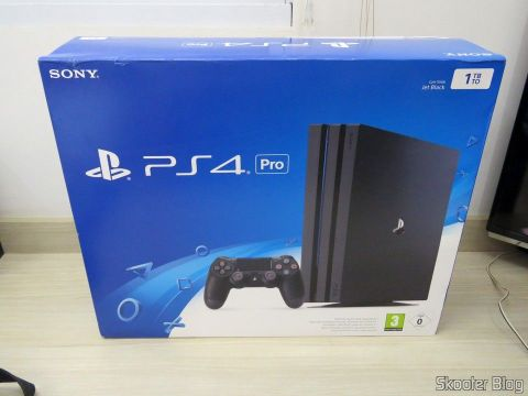 Playstation 4 For, in your mailbox.