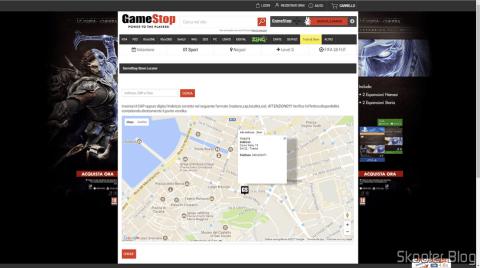 GameStop em Trieste