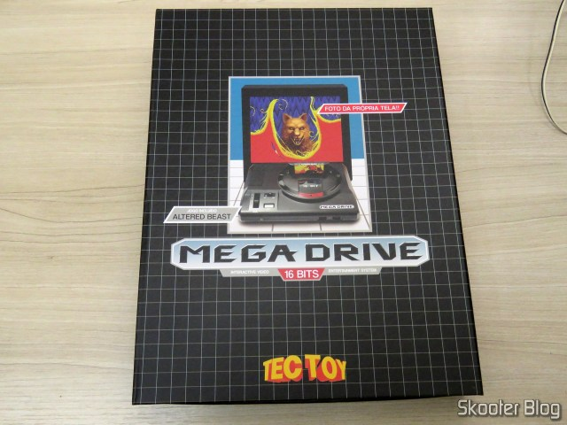 The Mega Final Drive paper box replacement.