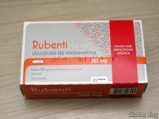 Rubenti 200 mg 60 Capsules