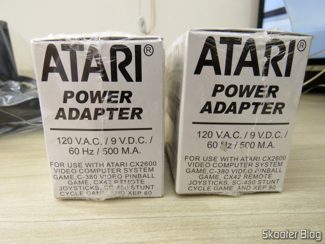2 New Atari US 2600/2600A/2600JR