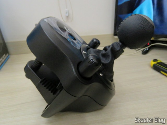 Logitech Driving Force Exchange Shifter to G29/G920 Black.