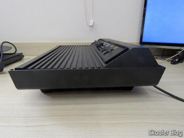 Atari 2600, após a limpeza.