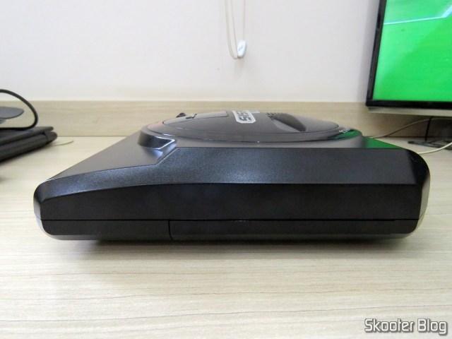Mega Drive (Sega Genesis), após a limpeza.