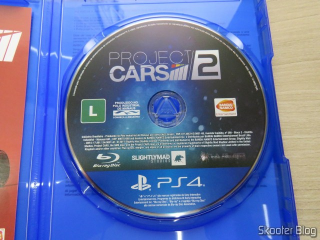 Project Cars 2 - Playstation 4 (PS4)Project Cars 2 - Playstation 4 (PS4)