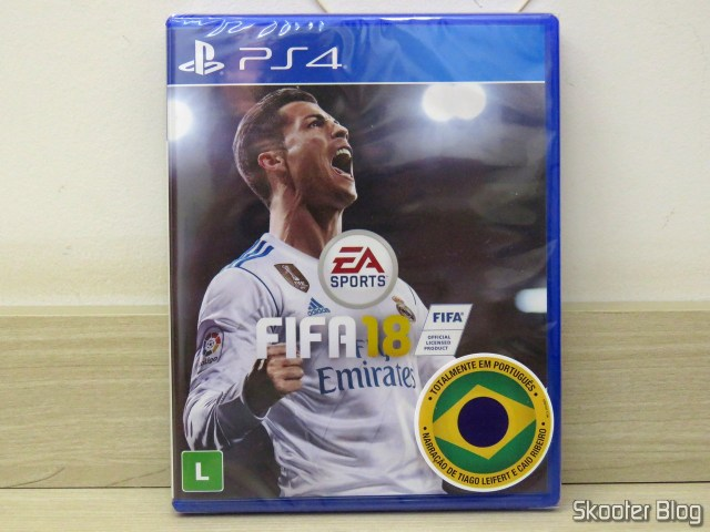 Fifa 18 - Playstation 4 (PS4)