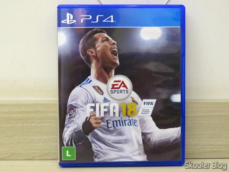 Fifa 18 - Playstation 4 (PS4)