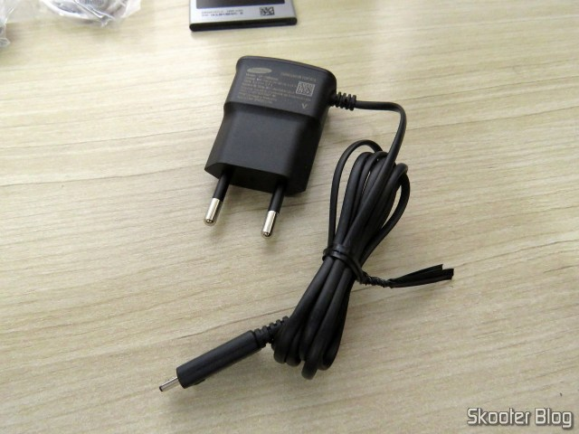 Samsung Galaxy Smartphone charger J1 Mini Duos.